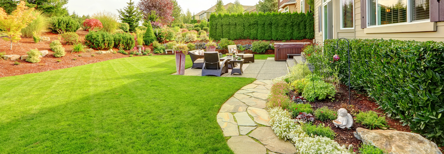 Robotic Mowing Service in Mississauga by Kick Gas Lawn Care.