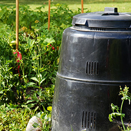 Kick Gas Lawn Care provides composter installation and property maintenance services throughout Mississauga and the Greater Toronto Area.