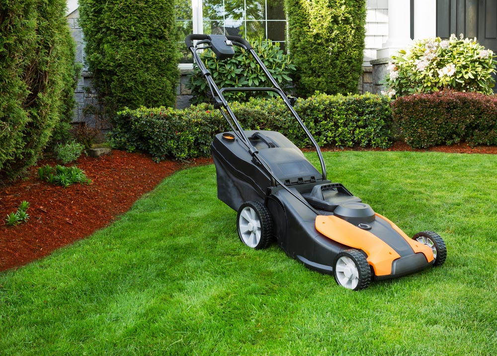 Mississauga lawn care emission free battery powered for Lawn care and maintenance